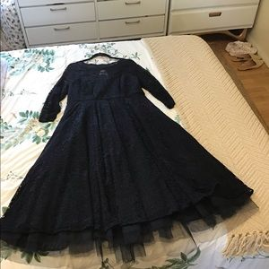 Special occasion dress.